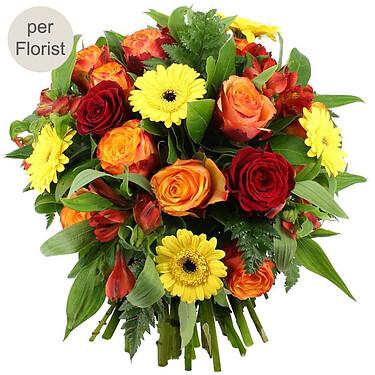 Flower Bouquet Blumenwiese