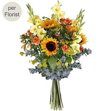 Flower Bouquet Indian Summer