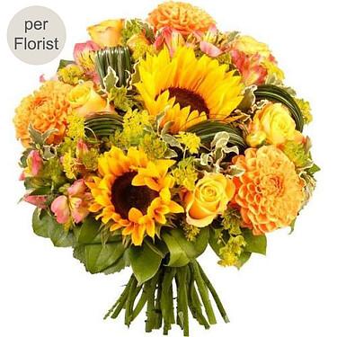 Flower Bouquet Sonnenschein