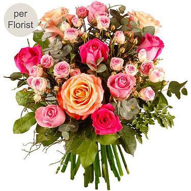 Rose Bouquet Glücklich