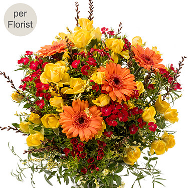 Flower Bouquet Pure Freude