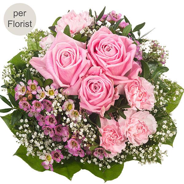 Blumenstrauß Mit Liebe