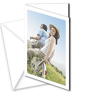 Blumengrüße mit Fotokarte