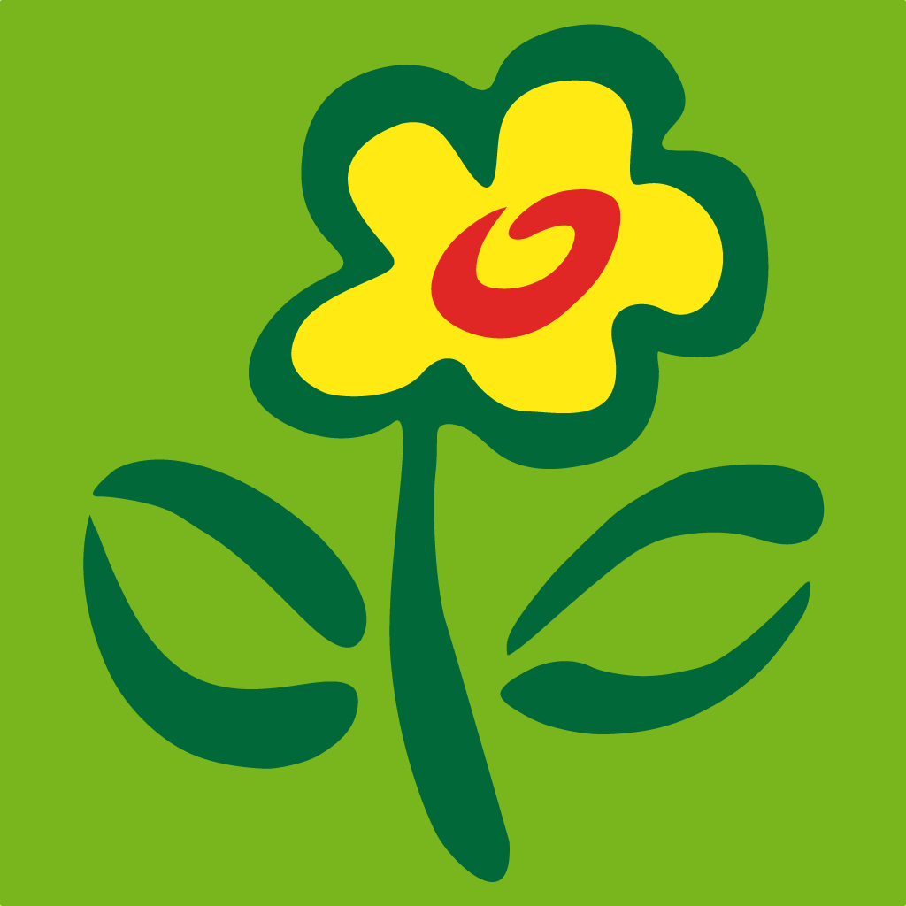 Blumenstrauß Blütenwiese inkl. Glasvase & Lindt Pralinés