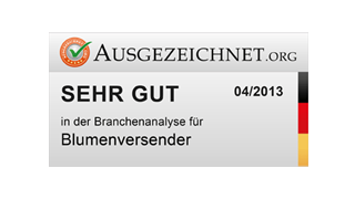 Ausgezeichnet Logo