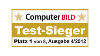 Computer BILD Testsieger