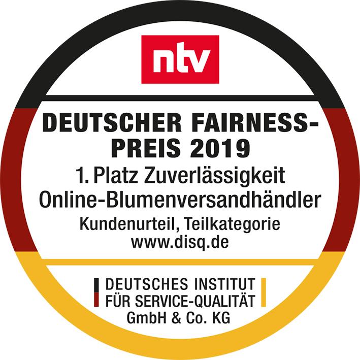 ntv deutscher fairness-Preis 2019
